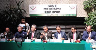 Diputados tendrán dictamen sobre Fiscal General