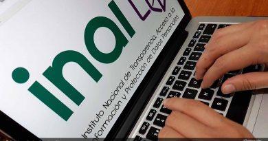 Cuidar datos personales, llama INAI
