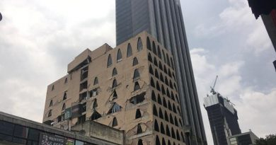 Enlistan los primeros 13 edificios a demoler en Cdmx