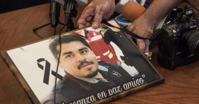Édgar Daniel, duodécimo periodista asesinado