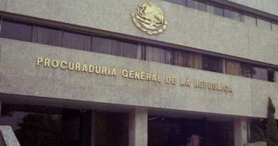 Fiscalía General se va al 2018