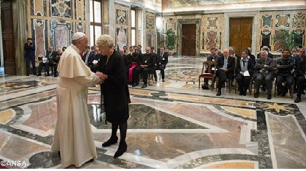 Papa Francisco cita a Charles Péguy