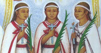 Canonizarán el 15 de octubre a los Niños mártires de Tlaxcala