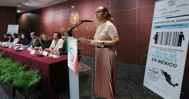 Hispanos y Filantropía presenta Informe sobre trata en México