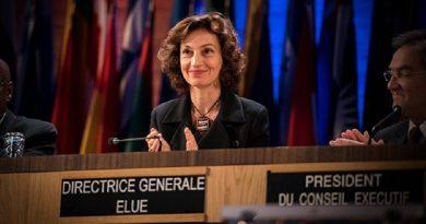 Audrey Azoulay, nueva directora de la UNESCO