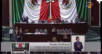 """Turnan a comisión iniciativa de organización ciudadana """"Somos Más"""""""