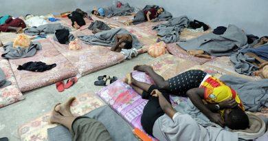 Alto Comisionado de derechos humanos de la ONU visitó a migrantes