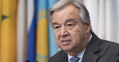 Guterres urge a investigar venta de migrantes en Libia