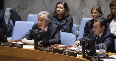 Consejo de Seguridad pide a Estados tipificar delito de trata