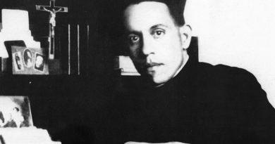 Padre Miguel Agustín Pro, mártir de Cristo Rey