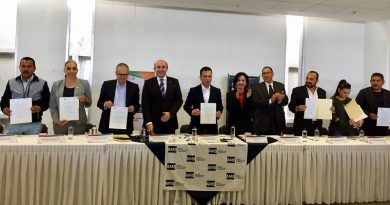 México Evalúa y 9 alcaldes de Jalisco firman comprimoso