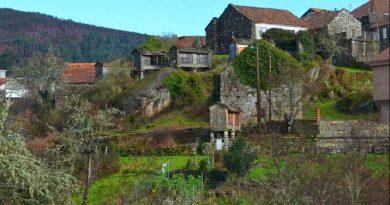 Abelenda de Avión, pueblo gallego