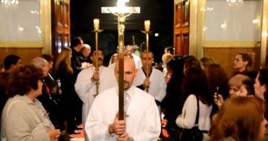 El Papa Francisco explica los ritos introductorios de la Misa