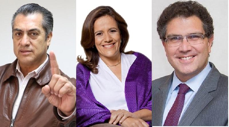 Aún muy lejos, aspirantes a candidatura independiente por la Presidencia de la República