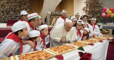 Pide el Papa Francisco custodiar alegria de ninos