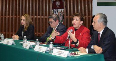 """Panel """"Constitución de la Ciudad de Méxlco y Derechos Humanos"""""""