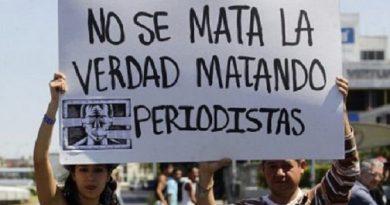 Durante 2017 fueron asesinados 12 periodistas en México