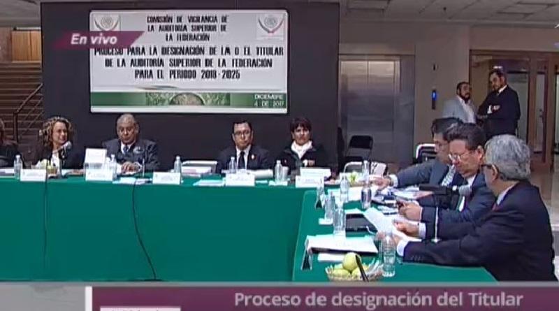 Comisión elaborará terna para elegir titular de la ASF