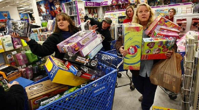 La dictadura del consumismo nos oprime los 365 días del año