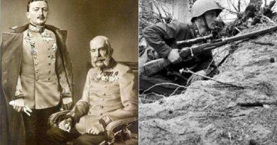 Carlos I de Austria trató de parar la Gran Guerra