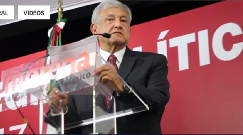amnistía, gravísima incongruencia de López Obrador