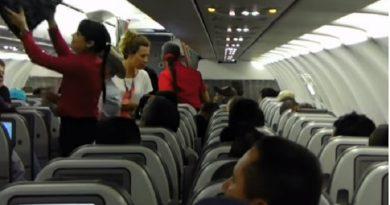guía de la ONU servirá para que personal de las aerolíneas identifiquen casos de trata de personas en aviones