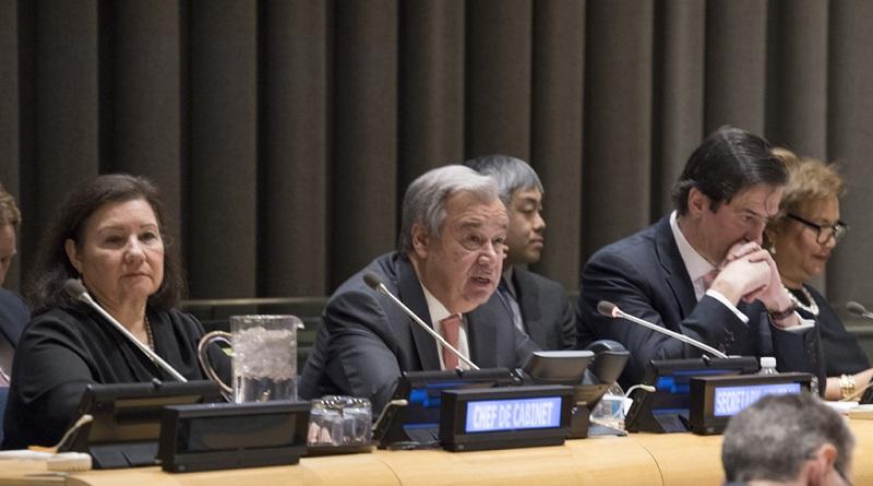 agenda ONU 2018