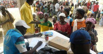 Chad y países vecinos acogen a refugiados centroafricanos