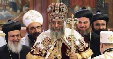 Tawadros II inaugurará la Catedral de la Natividad de Cristo en El Cairo,