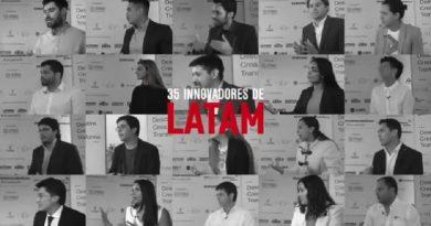 Innovadores menores de 35 LATAM 2018