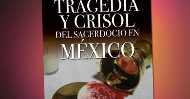 """Libro """"Tragedia y Crisol del Sacerdocio en México"""", en coedición con ACN México"""