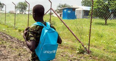 Liberan más de 300 niños soldados en Sudán del Sur