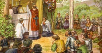 Celebremos los 500 Años de la Primera Misa en México