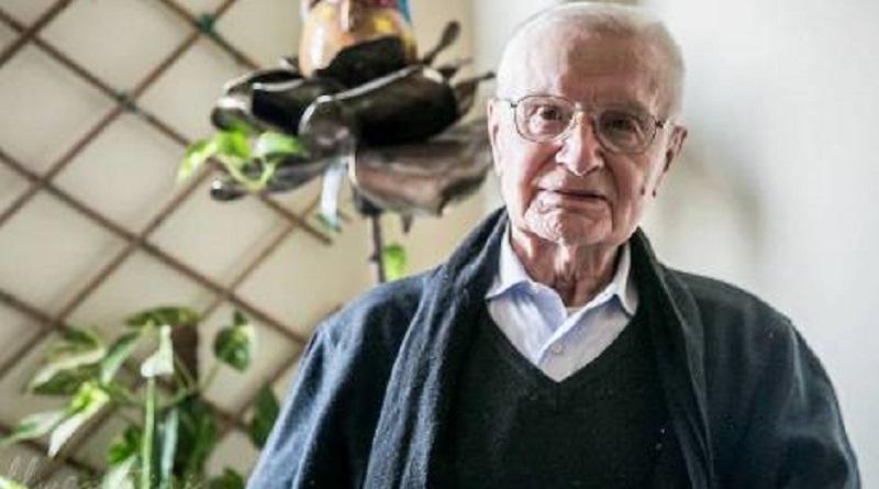 """Padre Augusto Luca, misionero Javeriano, SX, """"el artista de la comunicación misionera"""""""