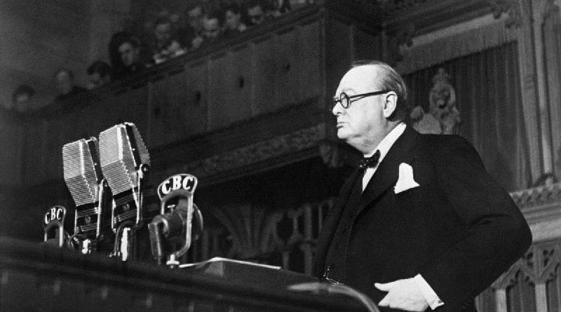 Decisivo, el liderazgo de Winston Churchill en la 2a Guerra Munial