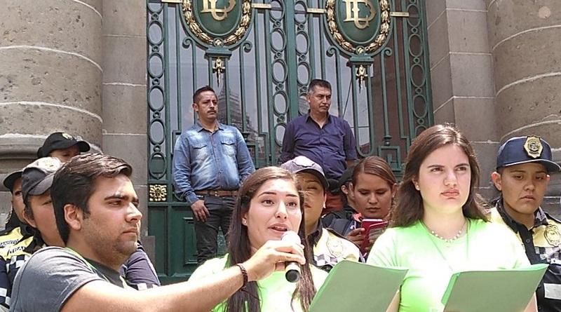 Séptima Marcha por la Vida 2018; piden jóvenes mexicanos políticos comprometidos con la vida