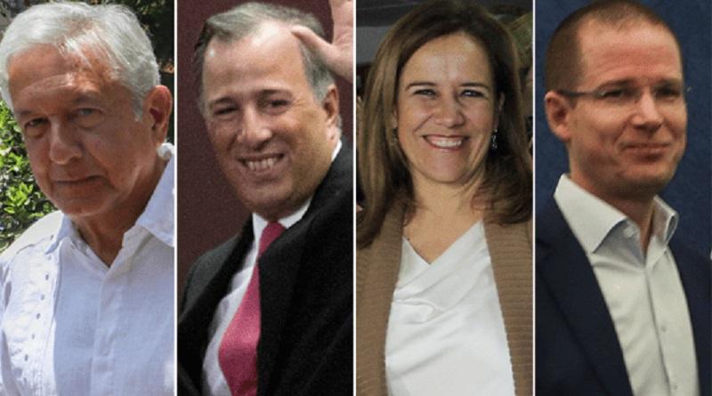 Aprueba INE formato y moderadores del primer debate presidencial
