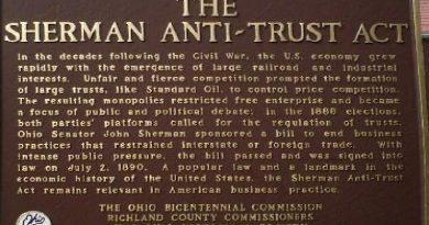 la política antitrust está de nuevo entre los acontecimientos actuales