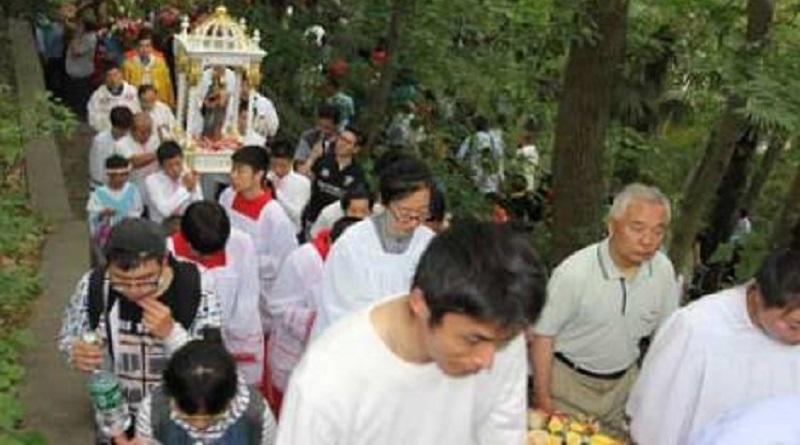 Pide Papa orar a la Virgen por la unidad de católicos chinos