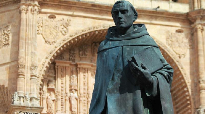 Los fundadores reales de la ciencia económica no eran economistas como tales, sino teólogos morales de la Universidad de Salamanca, formados en la tradición de Santo Tomás de Aquino