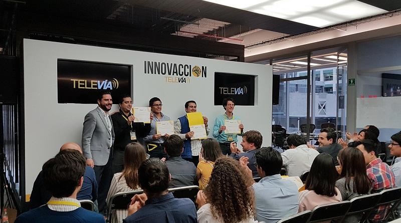 Innovan soluciones de movilidad y medio ambiente en hackathon #InnovAcciónTeleVía