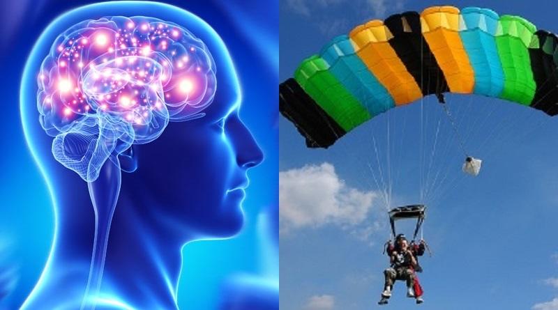 El paracaídas y el ego