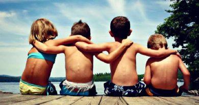 los buenos amigos curan