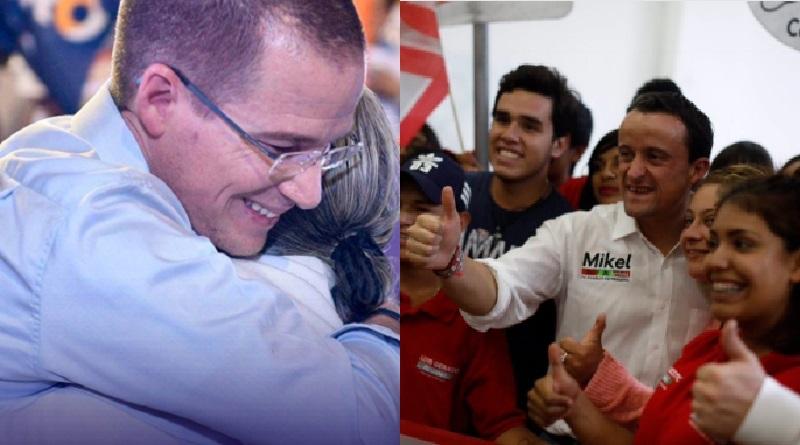 Coordinadora Ciudadana va con Ricardo Anaya y Mikel Arriola