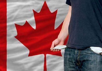 La espiral de deuda de Canadá
