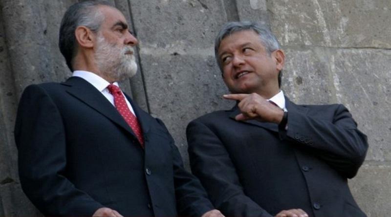 Que Diego Fernández de Cevallos encabece una negociación que saque a la nación del riesgo en que se encuentra