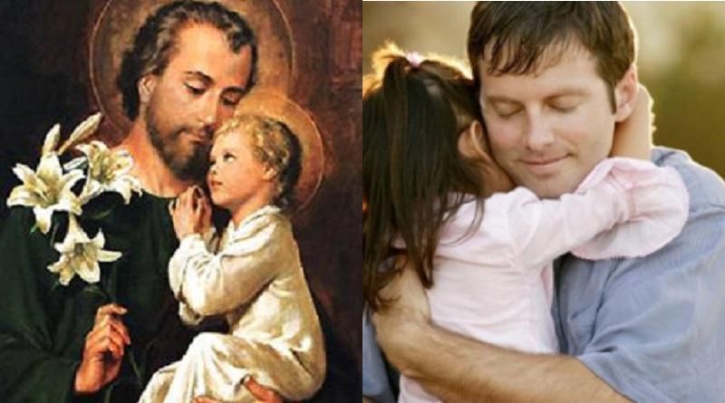 Ser papá a ejemplo de San José