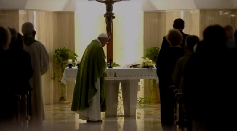 Papa Francisco, líder espiritual del mundo