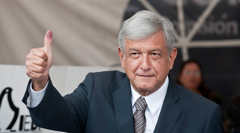 Gana López Obrador la elección presidencial con el 53.19% de los votos