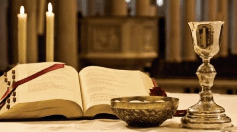 La Misa y San Juan Crisóstomo